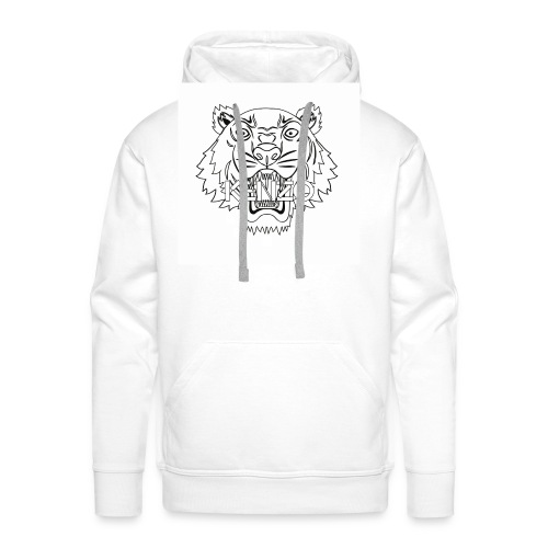 kenzo shirt - Mannen Premium hoodie