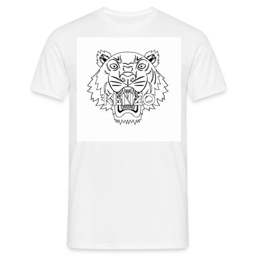 kenzo shirt - Mannen T-shirt