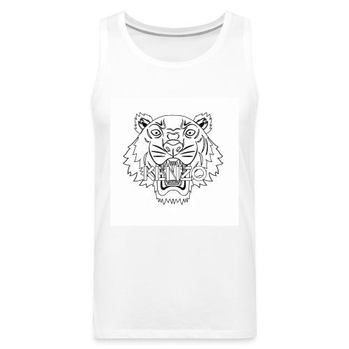 kenzo shirt - Mannen Premium tank top