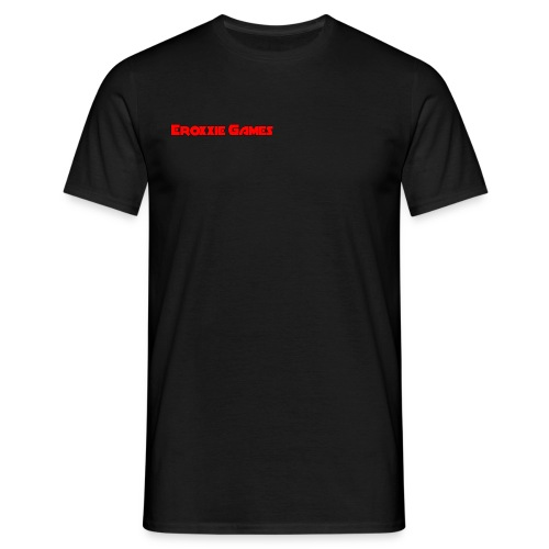Eroxxie Games   T-shirt - Men's T-Shirt