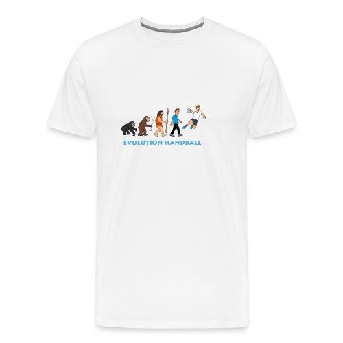 Handball Evolution - Männer Premium T-Shirt