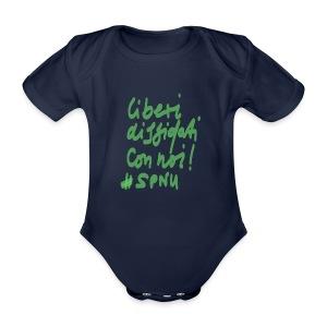 Liberi! - Baby Bio-Kurzarm-Body