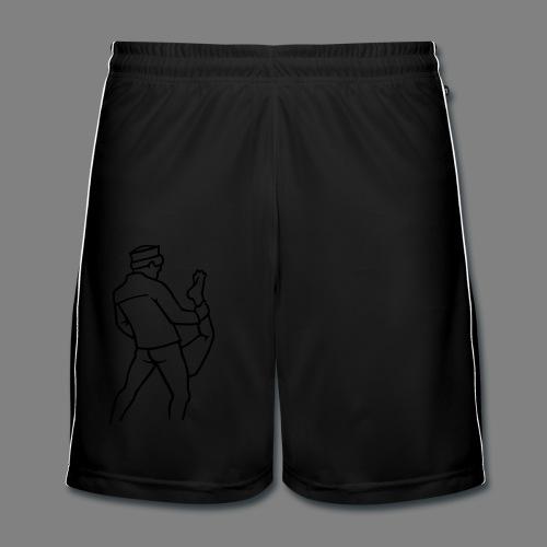 Marosenliebe - Männer Fußball-Shorts