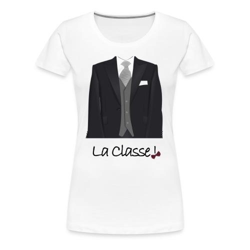 Costume La classe ! - T-shirt Premium Femme