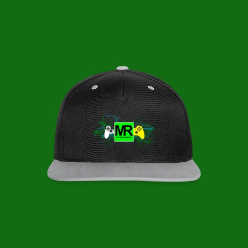 MRE Trainings Top Jungs - Kontrast Snapback Cap