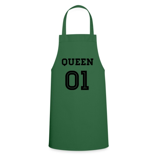 Queen 01 - Kochschürze