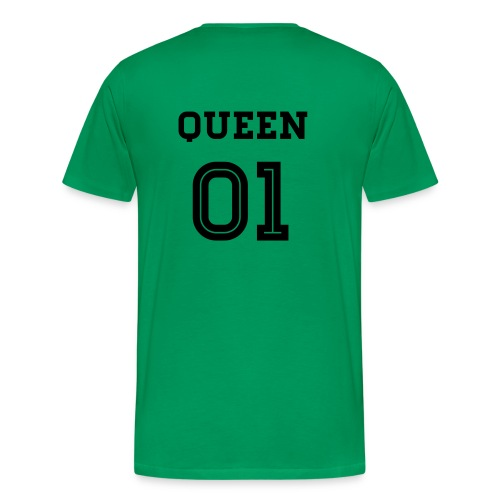 Queen 01 - Männer Premium T-Shirt