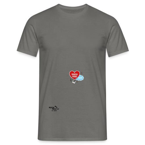 Casquette Grise - T-shirt Homme