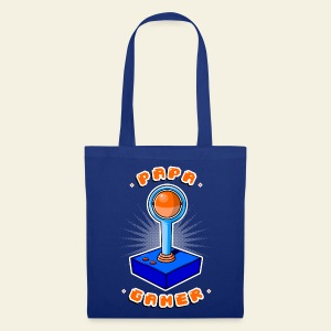 Papa gamer - Tote Bag