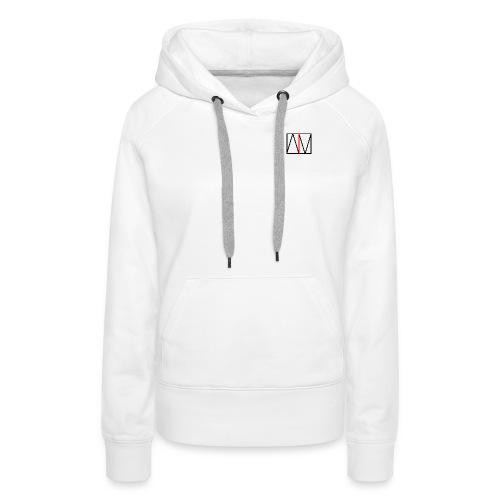 Capvic Sports Shirt White Woman - Women's Premium Hoodie
