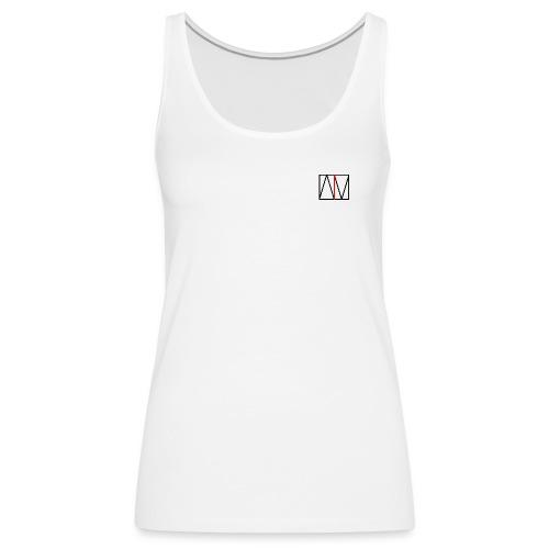 Capvic Sports Shirt White Woman - Women's Premium Tank Top