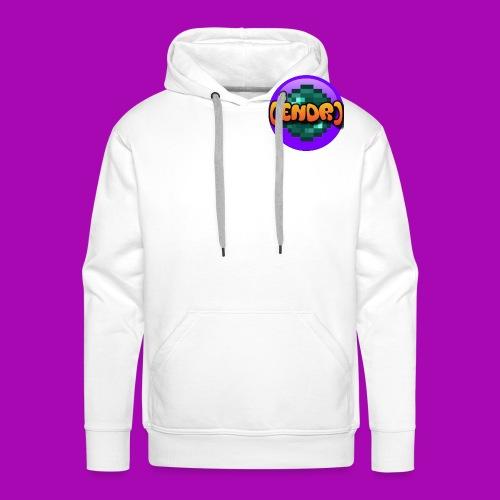 Official ENDR tSHIRT - Men's Premium Hoodie