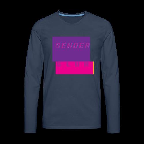 Gender Slur - Mens - Men's Premium Longsleeve Shirt