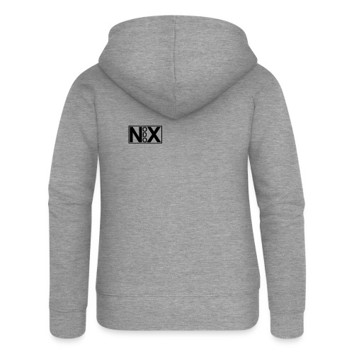 Nodox Classic-Hoodie - Women's Premium Hooded Jacket