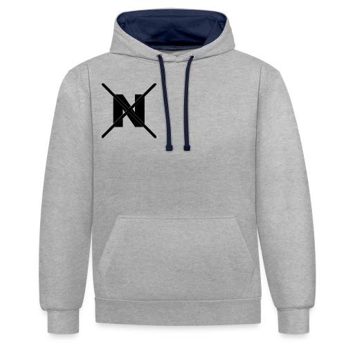NX Hoodie - Contrast Colour Hoodie