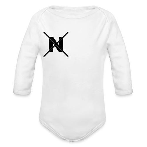 NX Hoodie - Organic Longsleeve Baby Bodysuit