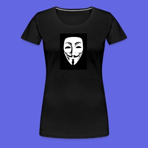 Anomymus - Frauen Premium T-Shirt