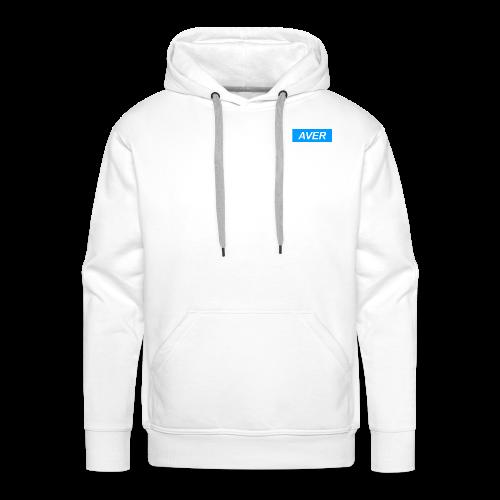 AVER T-Shirt - Männer Premium Hoodie