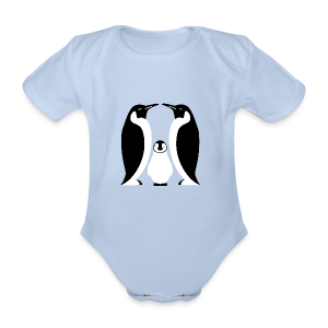 Amelies Birthday Club 02 - Organic Short-sleeved Baby Bodysuit