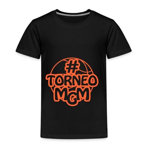 Felpa #TorneoMGM - Maglietta Premium per bambini