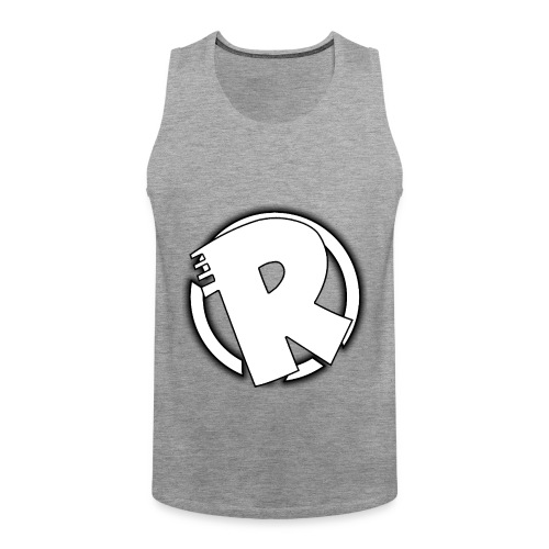 Official RhinoTV Hoodie(Cheaper) - Men's Premium Tank Top