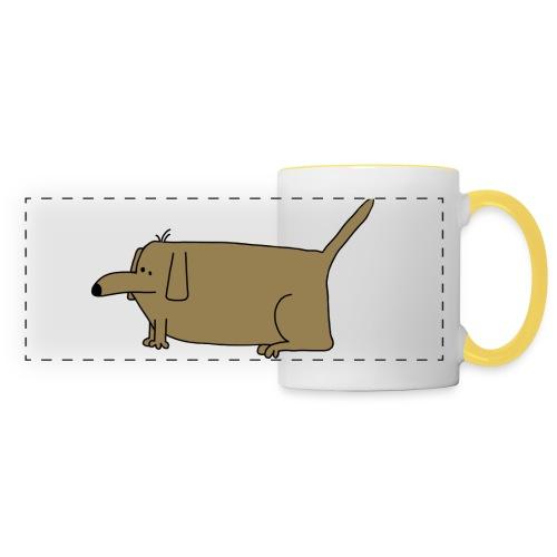 Hunde - Krus - Panoramakrus