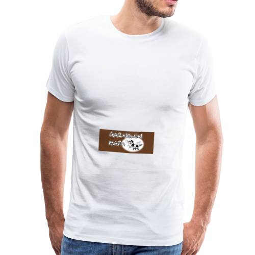 Tasse mit Panorama - Männer Premium T-Shirt