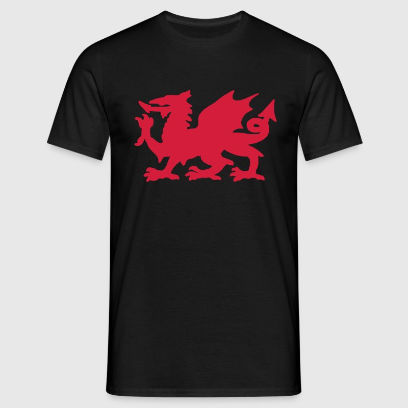 Welsh Dragon T-Shirts - Men's T-Shirt
