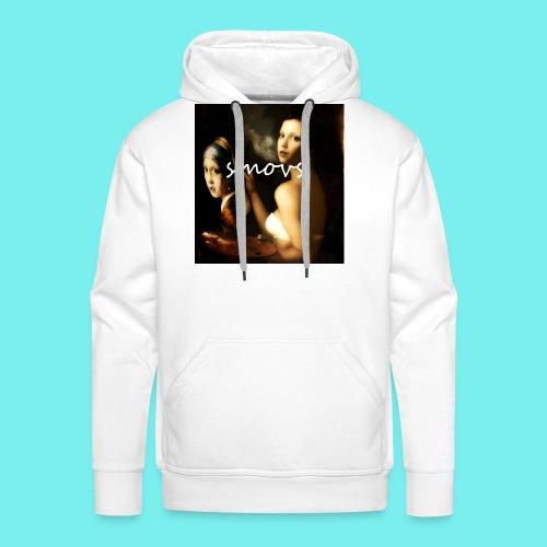 Smovs Romance T-shirt - Herre Premium hættetrøje