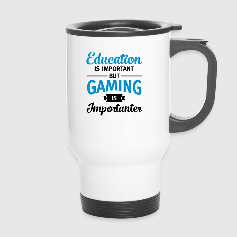 Gaming - Importanter Tassen & Zubehör - Thermobecher