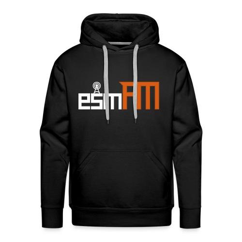 esmFM - Hoodie 1 - Männer Premium Hoodie