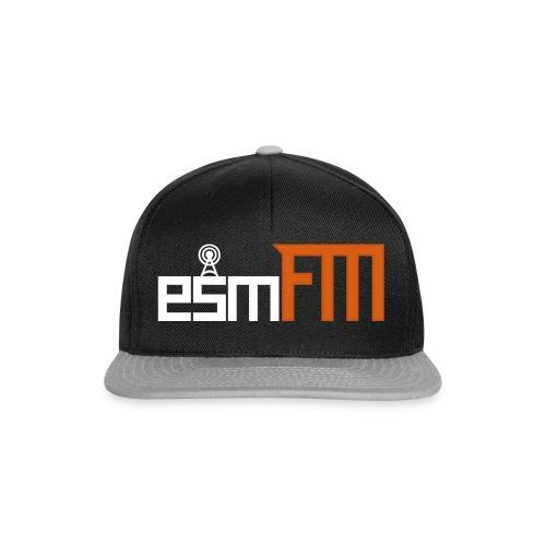 esmFM - Hoodie 1 - Snapback Cap