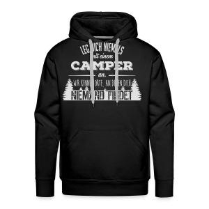 Camper Hoodie Damen weiß - Männer Premium Hoodie