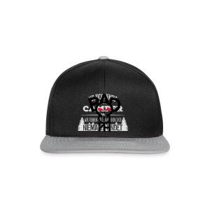 Camper Hoodie Damen weiß - Snapback Cap