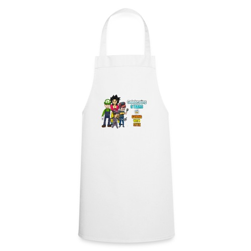 6 Years of Gaming (Celebration Mug) - Cooking Apron