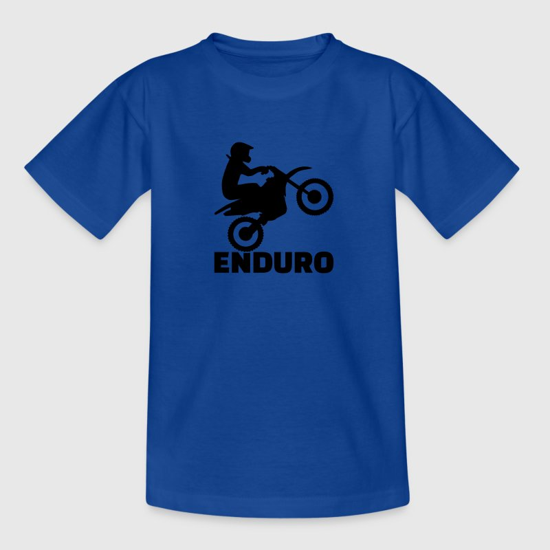 Enduro T-Shirts - Kinder T-Shirt