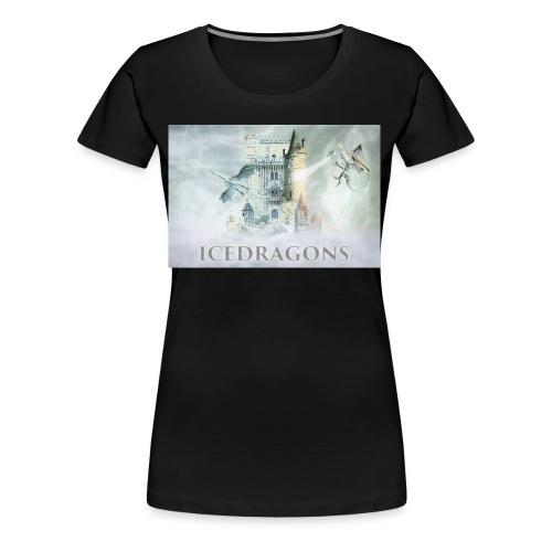 Icedragons - Frauen Premium T-Shirt