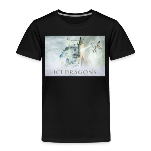 Icedragons - Kinder Premium T-Shirt