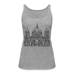 Berlin Cathedral - Women's Premium Tank Top