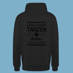 Tanz Shirt - Unisex Hoodie