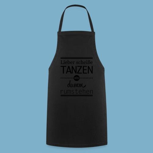 Tanz Shirt - Kochschürze