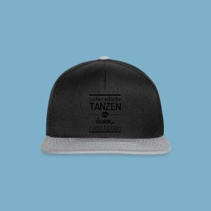 Tanz Shirt - Snapback Cap