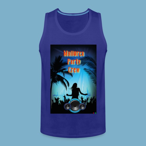 Mallorca Party Shirt - Männer Premium Tank Top
