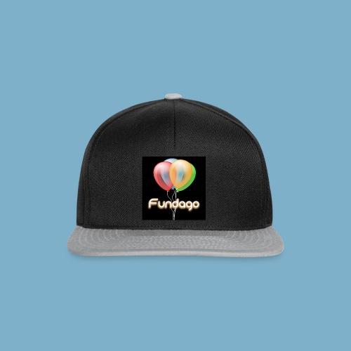 Fundago Ballon Motive - Snapback Cap
