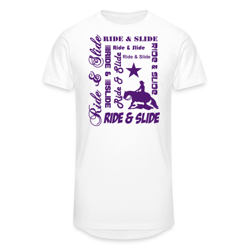 Ride & Slide - Männer Urban Longshirt