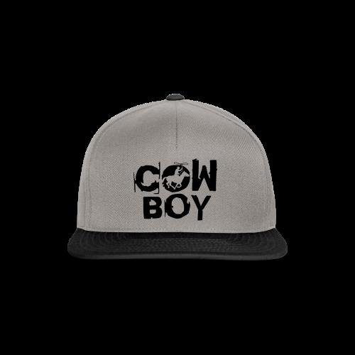 Cowboy - Snapback Cap
