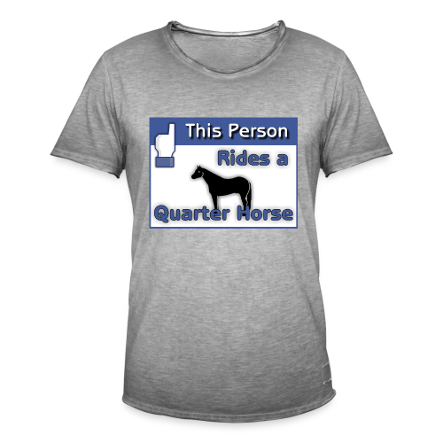 This Person... - Männer Vintage T-Shirt