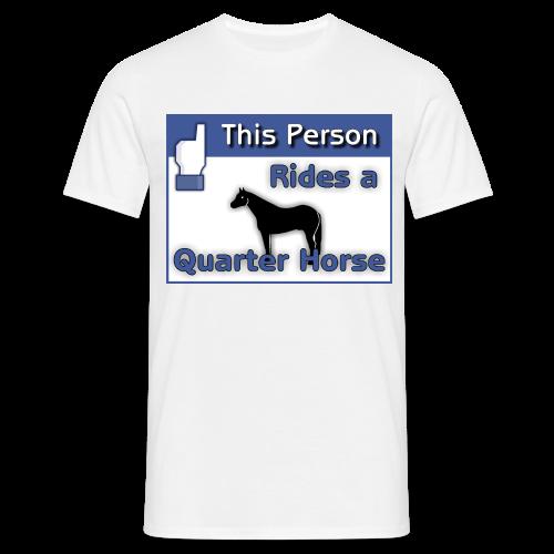This Person... - Männer T-Shirt