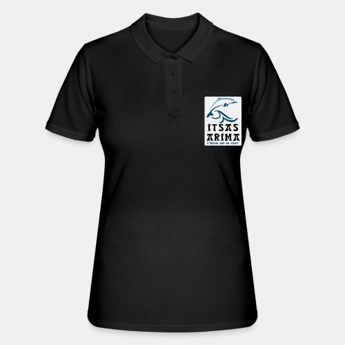 Logo Itsas Arima - Women's Polo Shirt