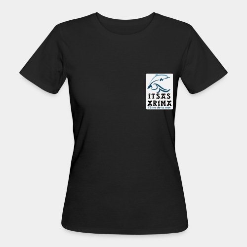 Logo Itsas Arima - T-shirt bio Femme